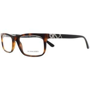 Burberry Eyeglasses Havana w/Demo Lens